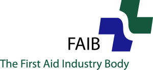 First Aid Industry Body Logo