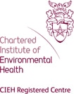 Cognet Limited is a Registered Training Centre for the Chartered Institute of Environmental Health (CIEH)