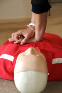 CPR with Annie