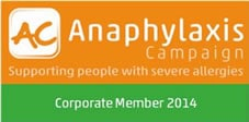 Cognet Limited are a Corporate Member of Anaphylaxis Campaign