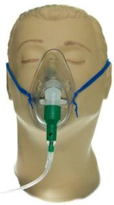 Medical Gases O2 Mask